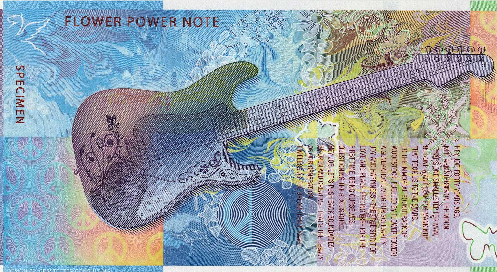 Art Fiduciaire: when banknotes meet art